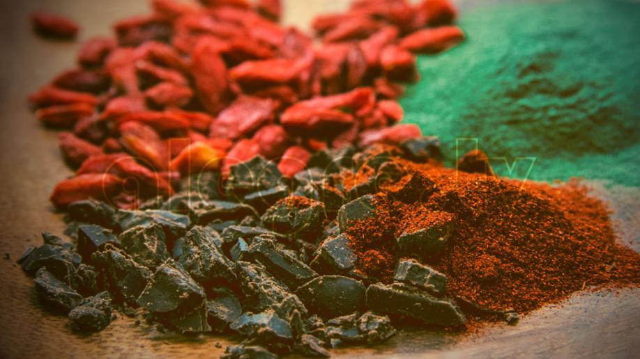 Φυτώριο Superfoods Ulterfita στα Σέρβια Κοζάνης