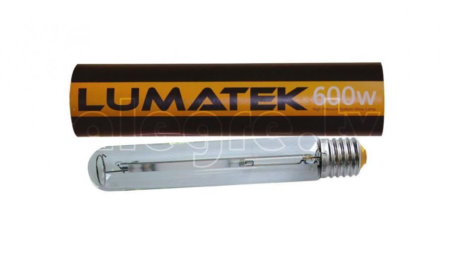 Lumatek lamp 600W HPS